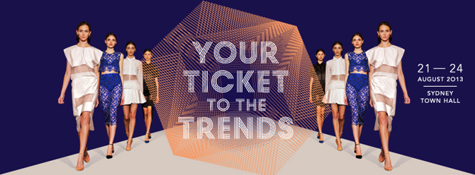 Get your two for one ticket offer for Fashion week!