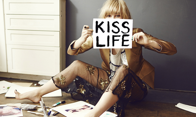 sass & bide with suki waterhouse
