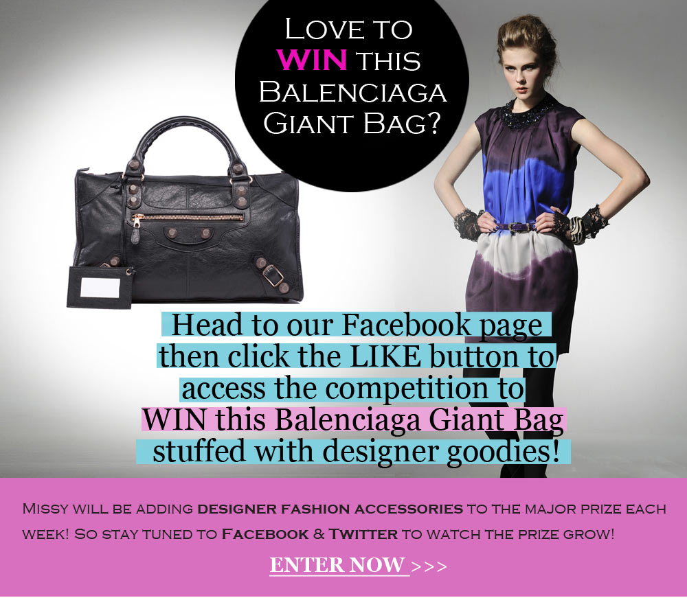Visit our Facebook Page to enter!