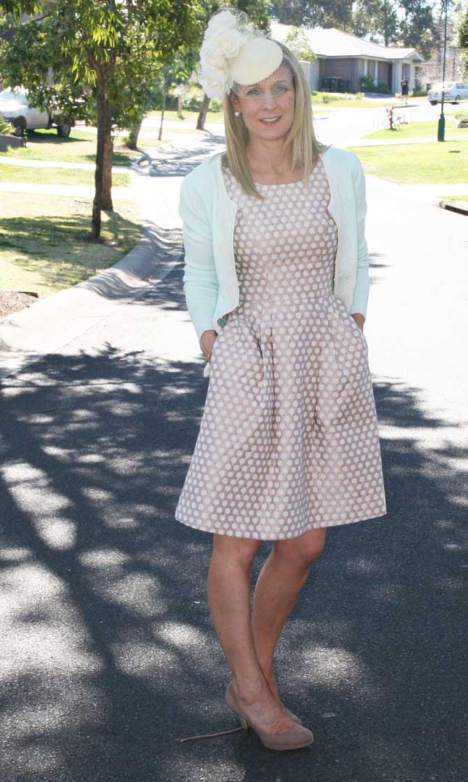 Allannah Hill dress