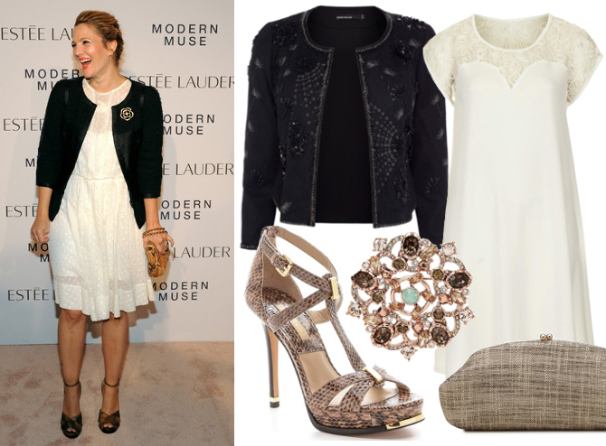 Drew Barrymore Red Carpet Looks