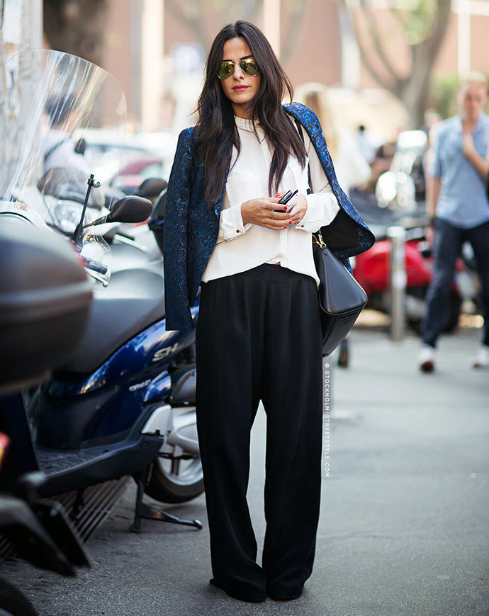 Spring to Winter streetstyle