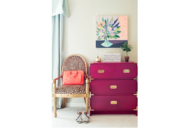 Ikea chest of drawers hack