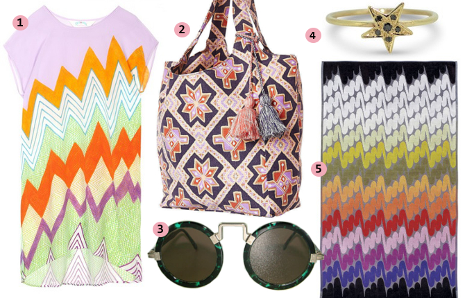 Kirsten Butler's Spring/Summer Shopping List