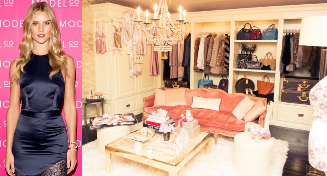 Celebrity Closets