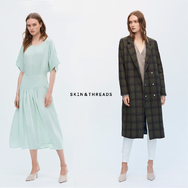 Skin and Threads Online Warehouse Sale