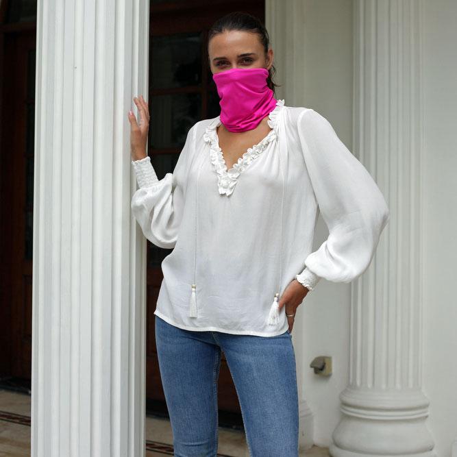 Natasha Gan COVID Safe Face Masks