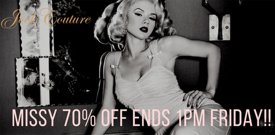 JOOLS Couture - 70% OFF ends Friday