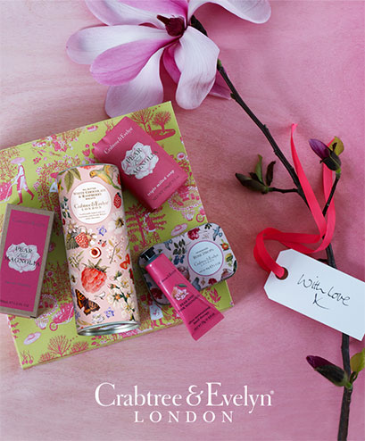 Crabtree & Evelyn Mother's Day Shopping Event