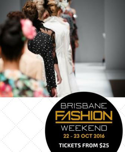 Brisbane Fashion Weekend - Book from $25