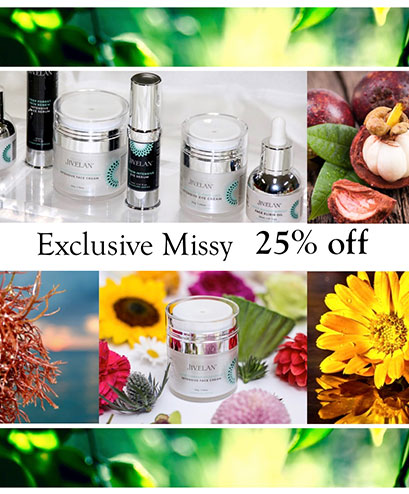 JIV.ELAN Skincare – Exclusive MISSY 25% Off Sale