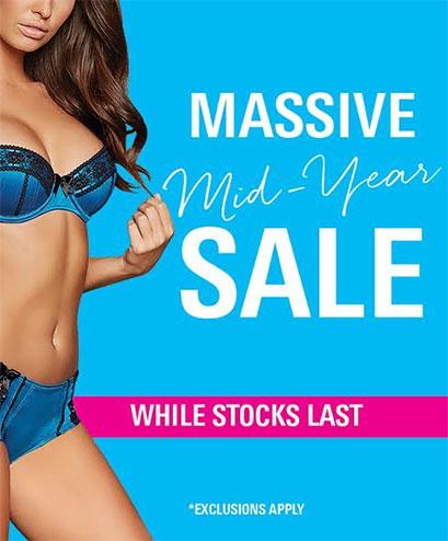 Bendon Massive Mid Year Sale