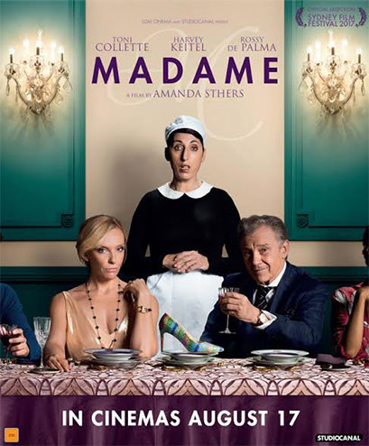WIN a double pass to Madame