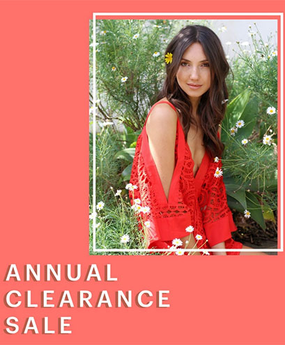 GLAMCORNER Clearance Sale