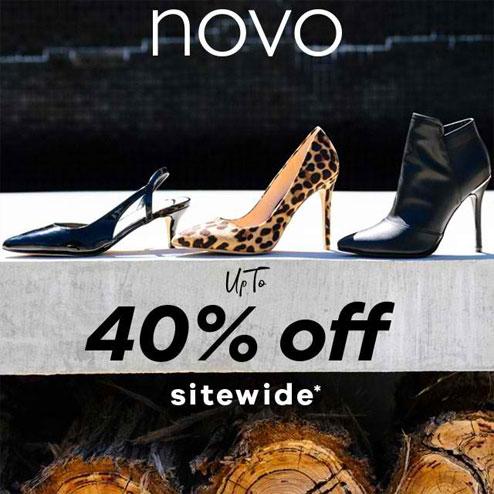 NOVO Shoes Online Super Sale