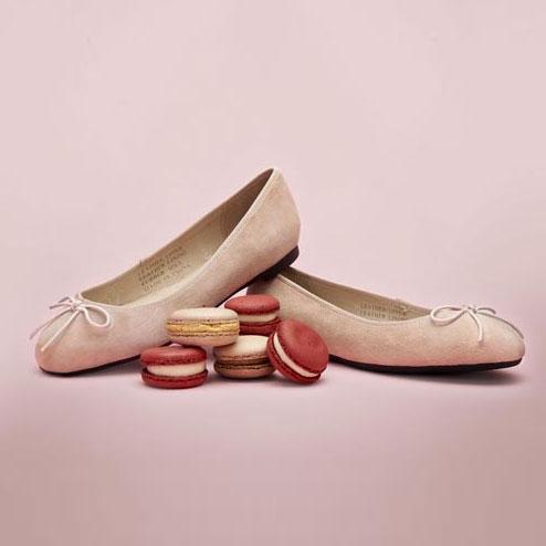 Halie Cherie Ballet Flats Sale