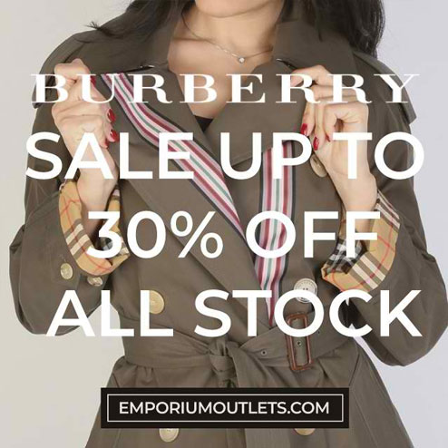Prada, Armani Jeans, Burberry, Adidas and more Sale Now On