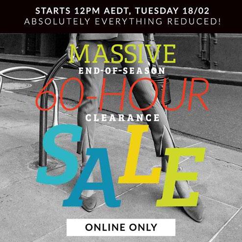 The BIG Bared 60-HR Online Sale