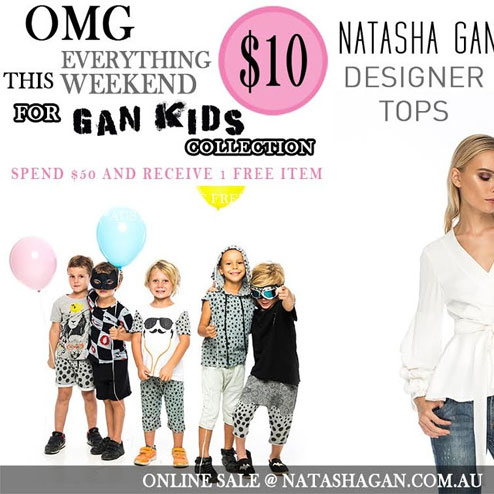 Natasha Gan Online