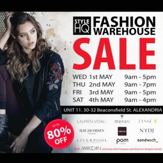 4c144f0fe9e Sydney Sales - Latest Warehouse Sales   More