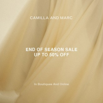 Camilla and Marc End Of Season sale
