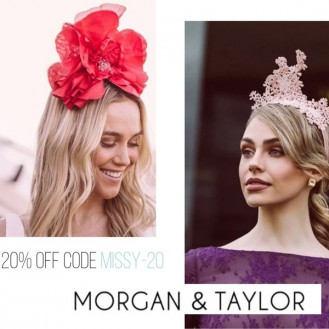 20% OFF MORGAN & TAYLOR