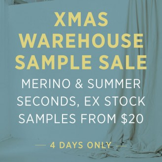 Ella Sanders Huge Xmas Warehouse Sale & Shopping Event