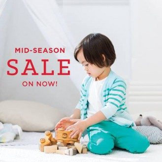 Purebaby Mid-Season Sale