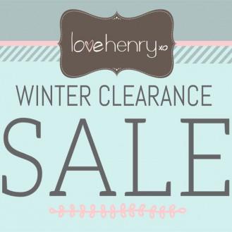Love Henry 40% Off All Winter Ranges