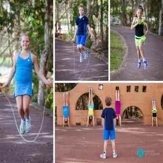 Premium Quality, Australian Made Activewear for Kids