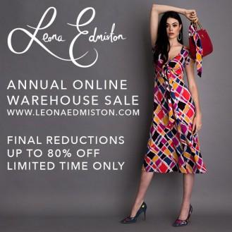 Leona Edmiston Sale