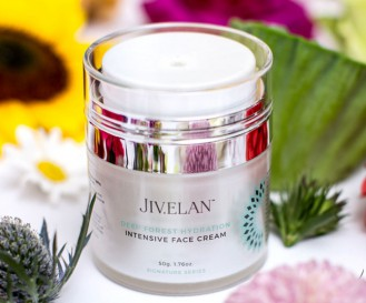 Win a JIV.ELAN Skincare Pack With Vital Anti-Ageing Botanicals