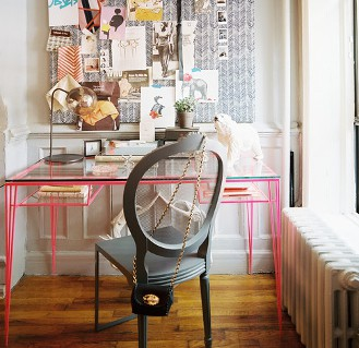 Work It! 12 Stylish (And Smart) Home Office Decorating Ideas