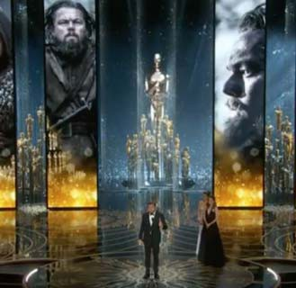The Oscars Winners 2016