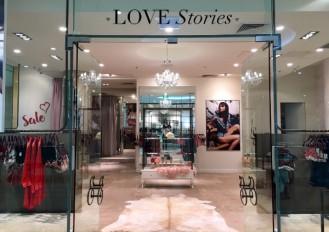 Love Stories Pop Up