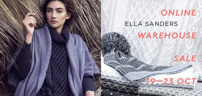 ELLA SANDERS - Online Warehouse SALE - 5 Days Only