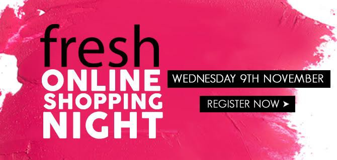 Fresh Online Shopping Night - Postponed To 9th Nov