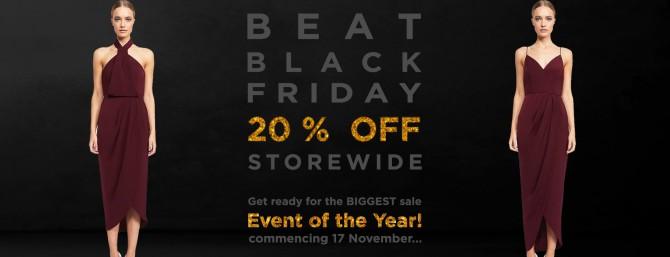 Beat Black Friday Sale!
