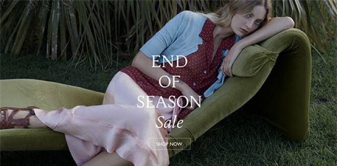 Lee Mathews End of Season Sale