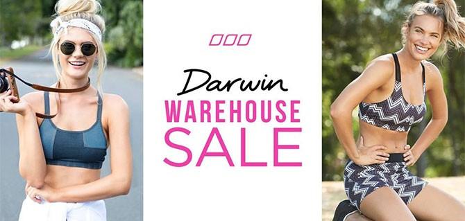 The Lorna Jane Warehouse Sale