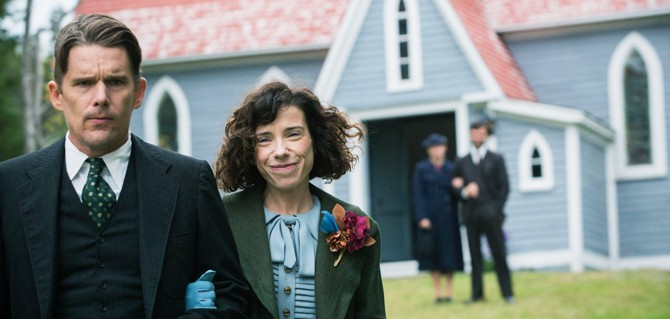 WIN a Double Pass to The Movie Maudie