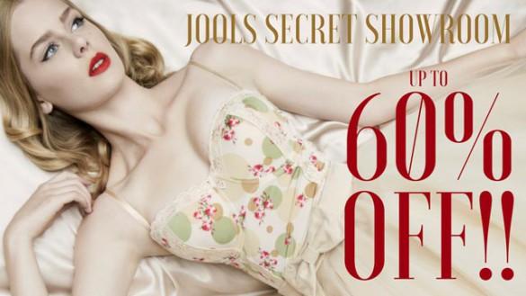 JOOLS Up To 60% Off Secret Showroom Sale