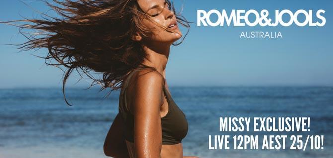 ROMEO&JOOLS - Your Summer Swim!