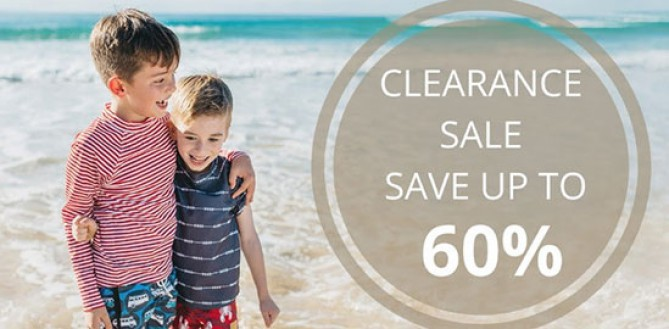 Sandy Feet Clearance Sale