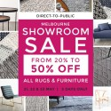 THE RUG COLLECTION MELBOURNE SHOWROOM CLEARANCE SALE