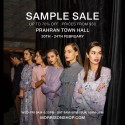 Morrison Warehouse/Sample Sale