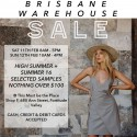 Maurie & Eve Brisbane Sale