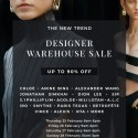 The New Trend Warehouse Sale