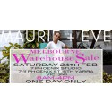 MAURIE & EVE Melbourne Warehouse Sale