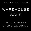 CAMILLA AND MARC Online Warehouse Sale